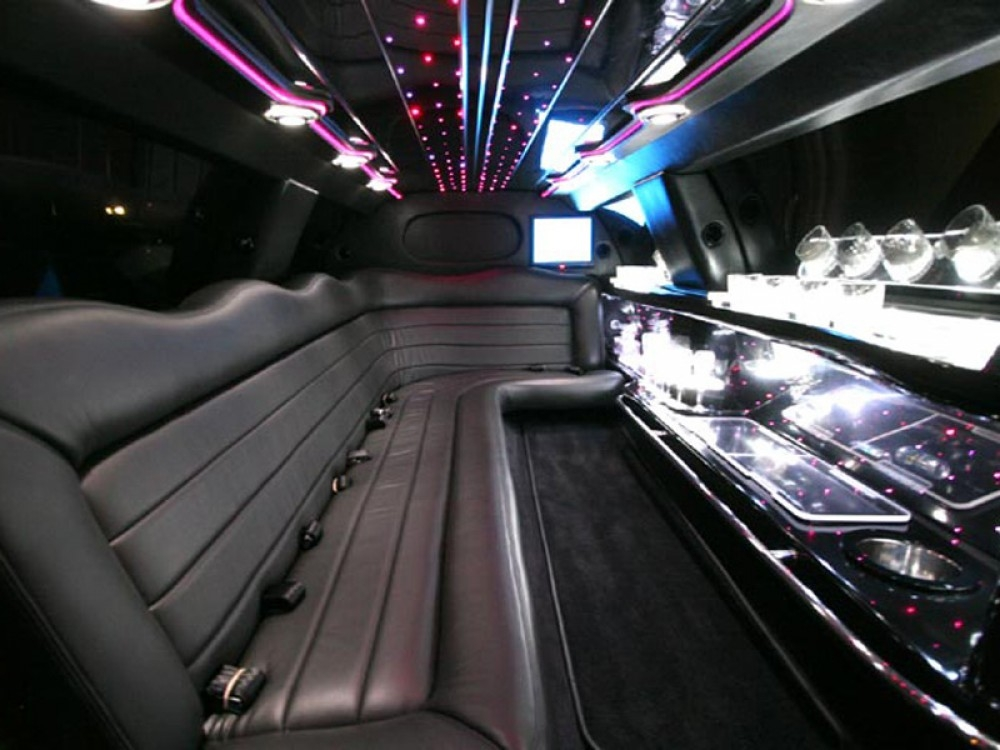Our Fleet Limo Service Toronto