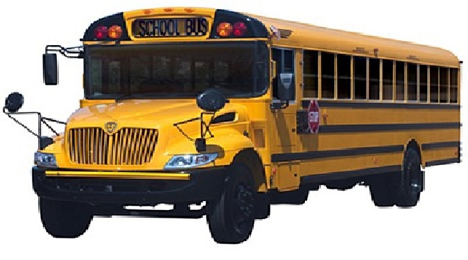 48 Passenger School Bus